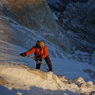 Climbing Legend Jimmy Chin on His Sundance Film Debut
