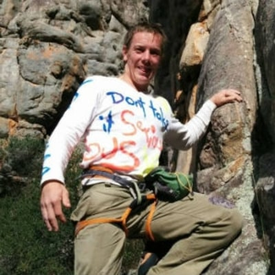 BASE Jumper and Stuntman Lucky Chance Dies in a Death Swing Accident