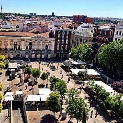 Exploring Plaza Santa Ana, The Best Block in Madrid