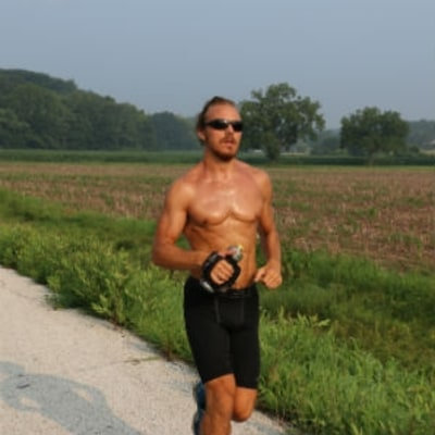 Runner Covers Forrest Gump's Coast-to-Coast Route for Charity