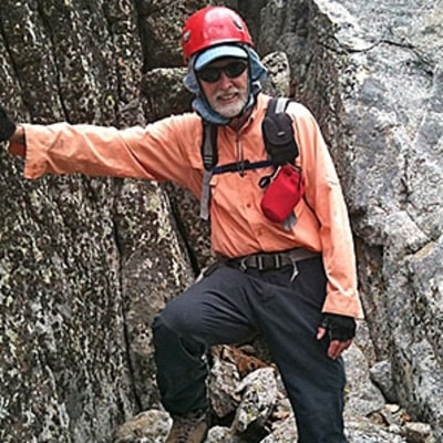 Steppenwolf Guitarist Hikes the Sierra Club 100 Peaks List — for the 25th Time