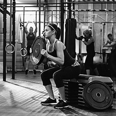 Why You Should Be Doing Box Squats
