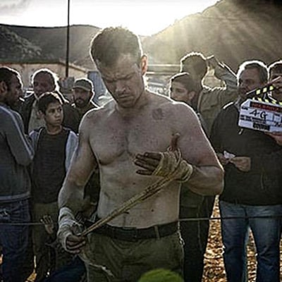 How Matt Damon Got Ripped for Bourne 5