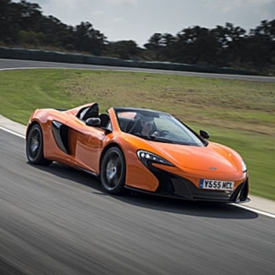McLaren 650S Spider: The Uncompromised Droptop