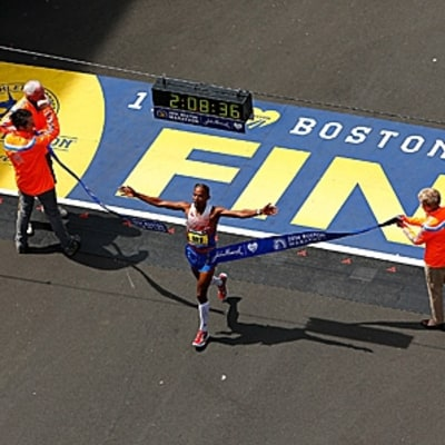 Meb Keflezighi's Most Epic Race