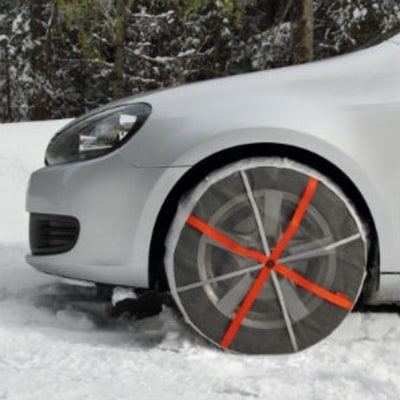 Meet AutoSock: The Easier Alternative to Winter Tire Chains