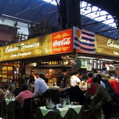 Montevideo's Meat Market