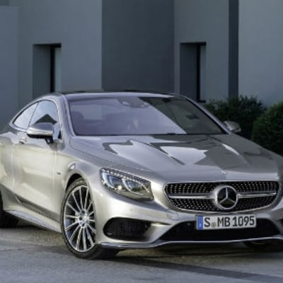 Mercedes's S-Class Raises the Bar for Luxury Sport Coupes
