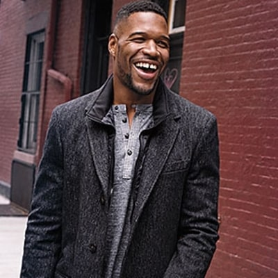 Michael Strahan's Mad Rush