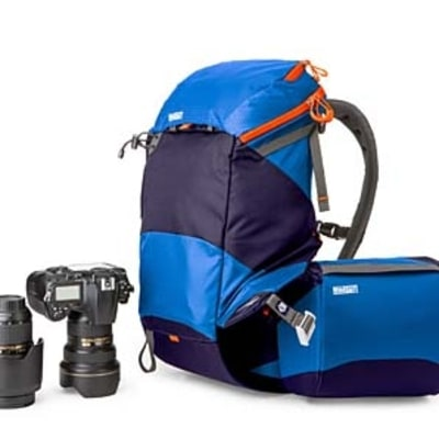 An Adventure-Worthy Camera Bag