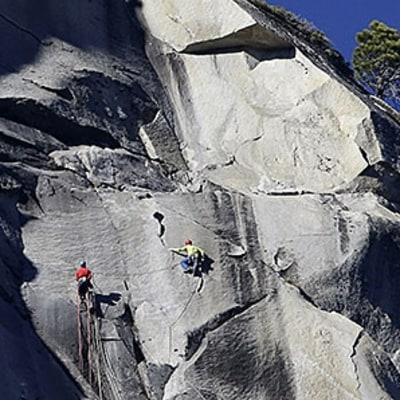 Mission Accomplished: Tommy Caldwell and Kevin Jorgeson Summit the Dawn Wall