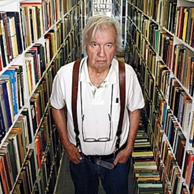 Larry McMurtry on the Old West and Modern Texas