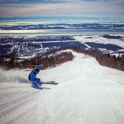 Mont Sainte-Anne, Quebec City: Where to Ski Now