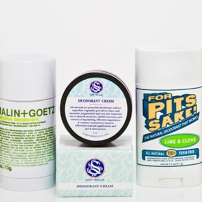Six Natural Deodorants That Safely Keep the Stench Away