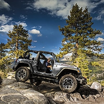 The 20 Most Popular Off-Road Vehicles
