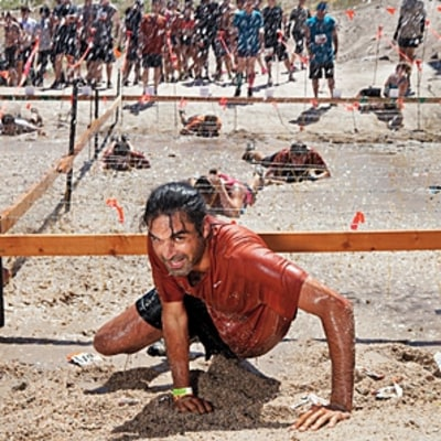 Tough Mudder: Mud, Sweat & No Tears