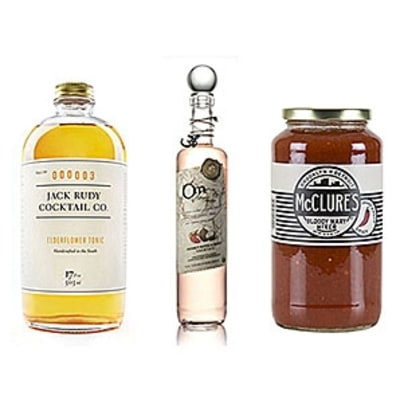 The Best Natural Cocktail Mixers