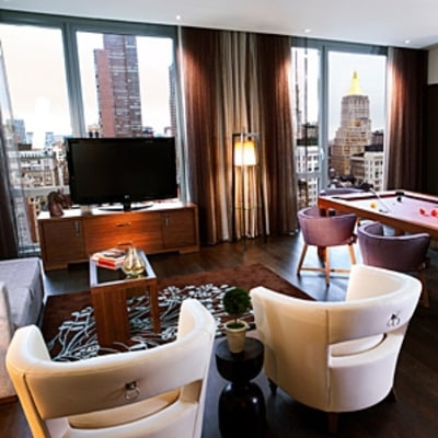 Manhattan Luxury on a Budget