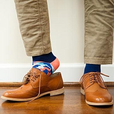 Six Pairs of Stylish Socks that Hide in Plain Sight