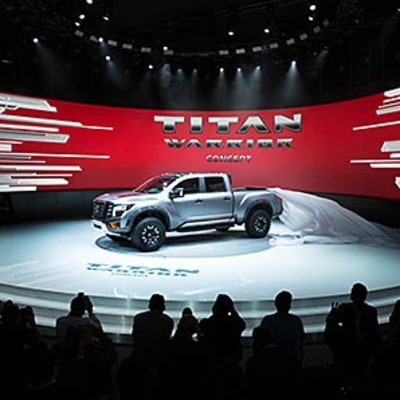 Nissan Titan Warrior Concept Pickup: Best of Detroit 2016
