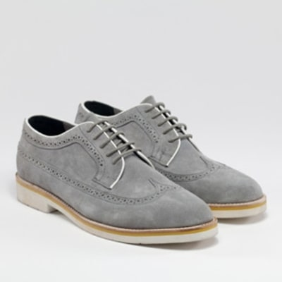 Not Your Ordinary Wingtips