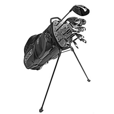 The Rattle-Free Golf Bag