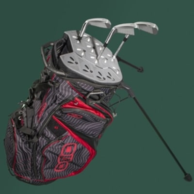 Ogio Silencer Golf Bag: Golfer Gift Guide