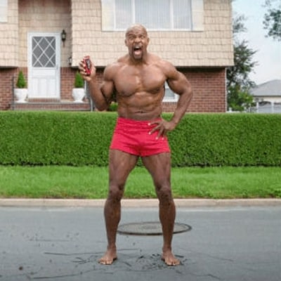 Terry Crews Takes on Beards in New Old Spice Ad