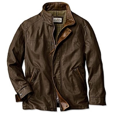 Orvis Lone Pine Denver Jacket: Best Leather Jackets