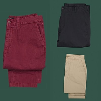 Pants: Golfer Gift Guide