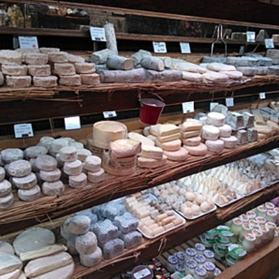 The Cave-Aged Cheese Emporium
