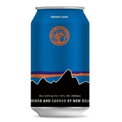 Patagonia and New Belgium Brew Beer