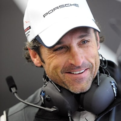 Patrick Dempsey's Top Drives