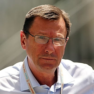 Paul Sherwen, the Voice of the Tour de France