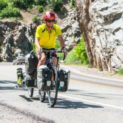 Peak-to-Peak in the Cascades, by Bike and Ski
