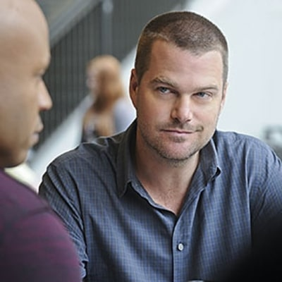 Playing Nice With Chris O'Donnell
