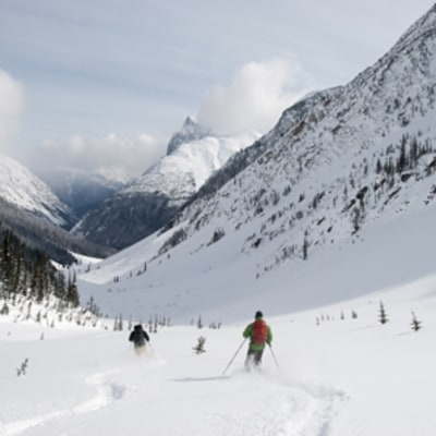Powder Highway, BC: Where to Ski Now