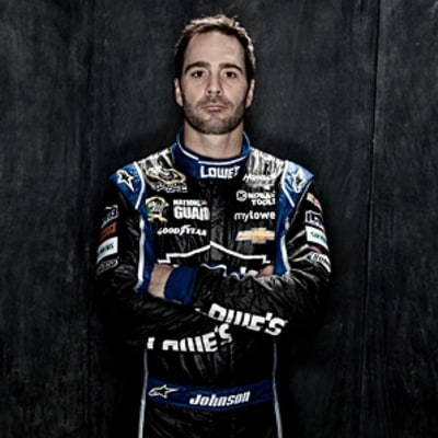 Q&A: Jimmie Johnson