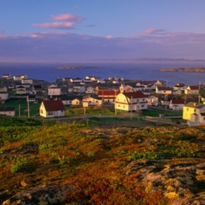 Quebec's Remote Island Haven