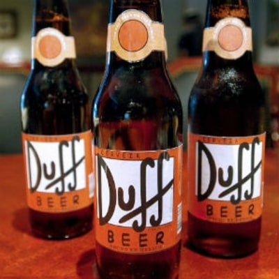 Duff Beer Is Finally Coming for 'Simpsons' Fans
