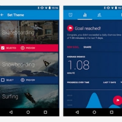 Red Bull's New Alarm App Will Stop You From Hitting Snooze