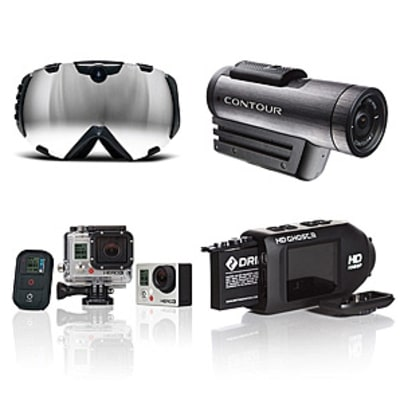 Best Action Cameras for Reliving the Ride