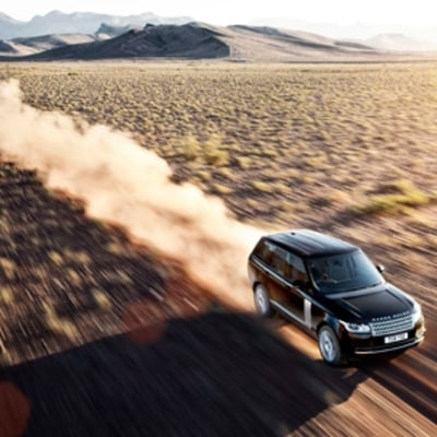 Range Rover's Undercover Reinvention