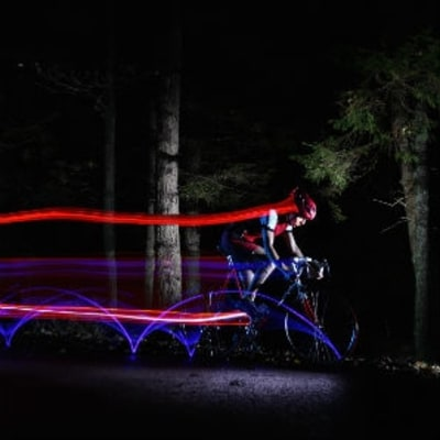 Be Seen, Stay Safe: How to Bike or Run at Night