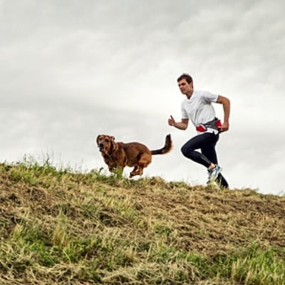 How to Safely Run With Your Dog