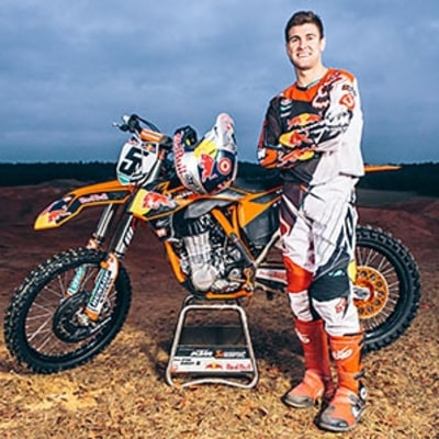 Ryan Dungey's Grilled Salmon