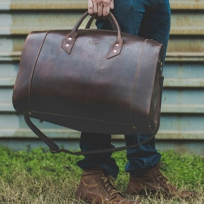 A Handcrafted Carry-On That's Guaranteed for Life