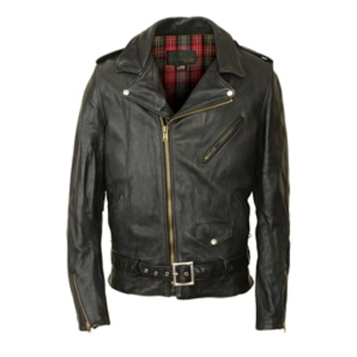 Schott Belted Motorcycle Jacket: Best Leather Jackets