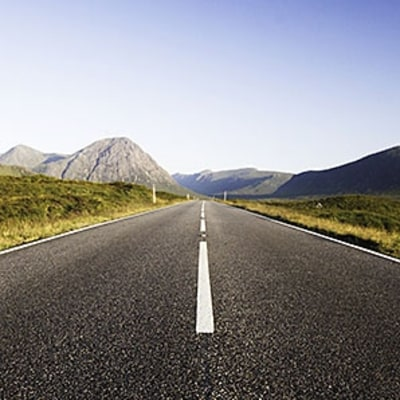 Scotland's Long and Winding Road