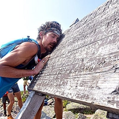 Scott Jurek Reflects on His Appalachian Trail Record